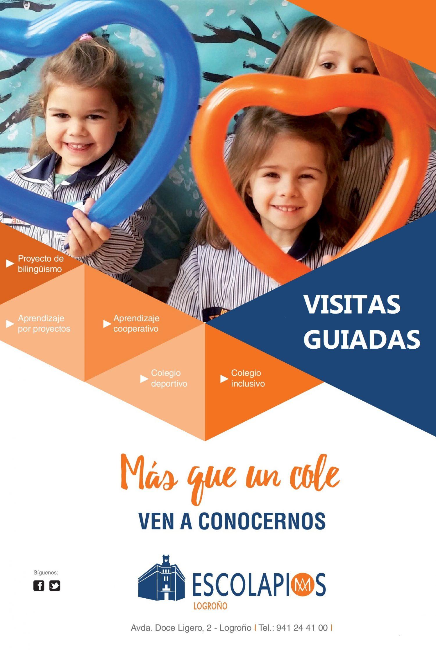 Visitas Guiadas Escolapios Logroño Guiadas Logroño Visitas Escolapios Colegio Colegio Guiadas Colegio Visitas rCBoexd