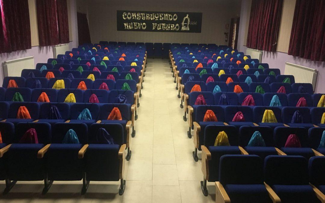 "Primer reencuentro de exalumnos ""EXCOLAPIOS""."