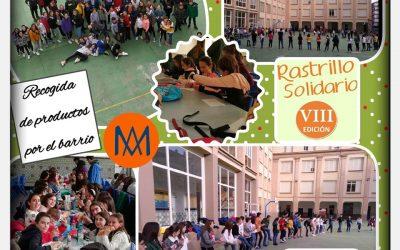 Evaluación de la Campaña de Navidad, VIII Edición del Rastrillo Solidario.