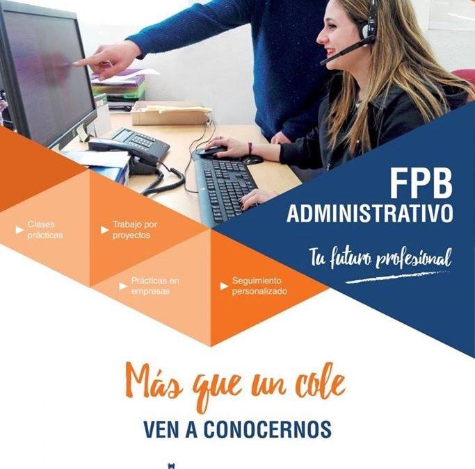 F.P.B. EN SERVICIOS ADMINISTRATIVOS. CONSIGUE LA LLAVE PARA ALCANZAR TUS SUEÑOS